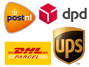 Online Store Delivery methods